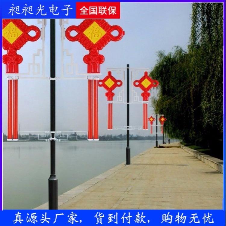山东LED中国结路灯|昶昶光led中国结路灯|防水防晒中国结景观灯