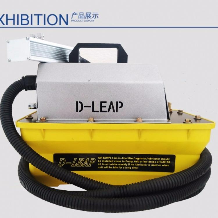 微型液压泵站 线控式气动液压泵