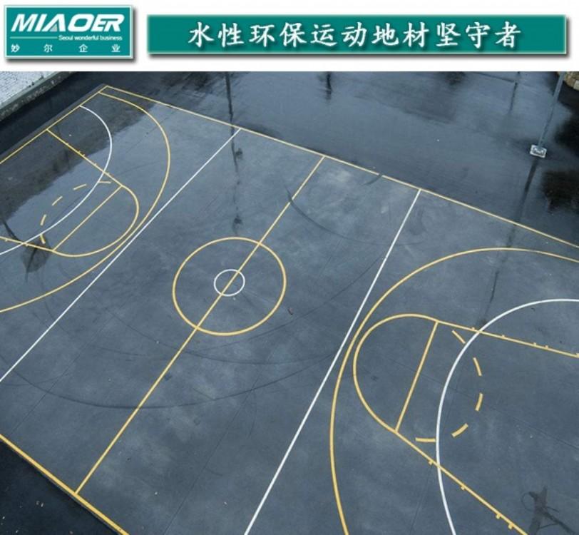 淳安网球场软地垫施工工艺