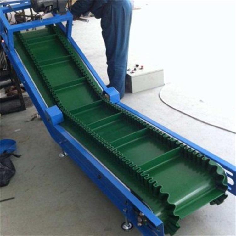 博盛供应皮带输送机  带式上料机   移动式皮带转弯机