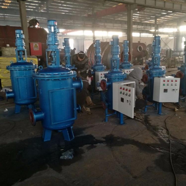 厂家销售工业滤水器,双银工业滤水器,批发自动滤水器