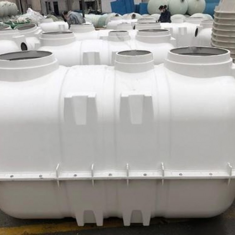 玻璃钢化粪池设计要求  玻璃钢化粪池内部结构  玻璃钢化粪池模压化粪池哪里能买到