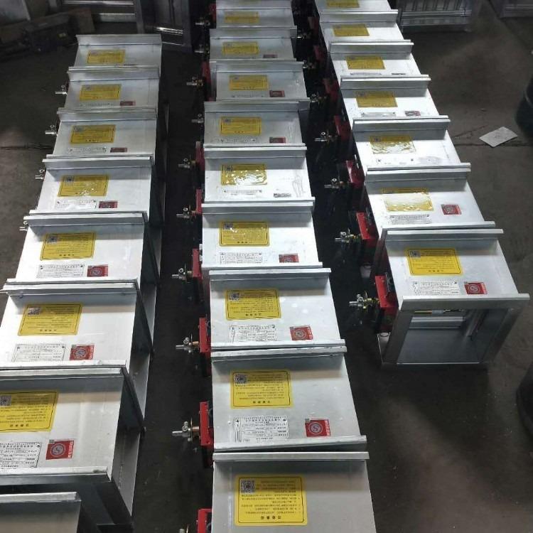 长春防火阀厂家 产品通过ISO9001质量体系认证