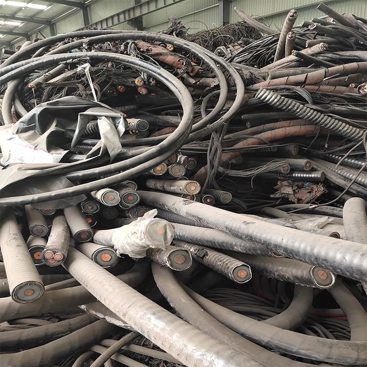 废旧室外电缆废电线电缆回收废电缆回收