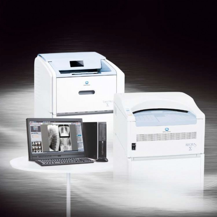 医用胶片打印机 柯尼卡美能达Sigma打印机 医用干式激光打印机 医用胶片相机