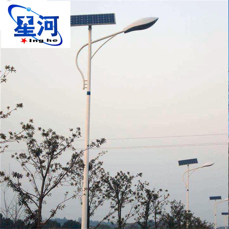 襄樊太阳能路灯|星河牌太阳能路灯厂家价格|襄樊太阳能路灯生产厂家|三年质保