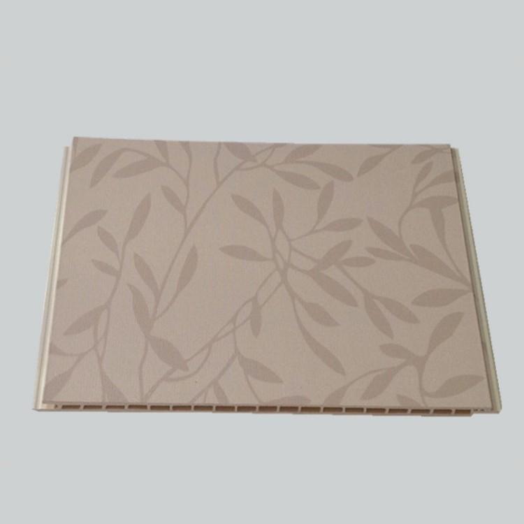 芜湖生态木墙板400*7mm墙板 厂家直销生态木墙板