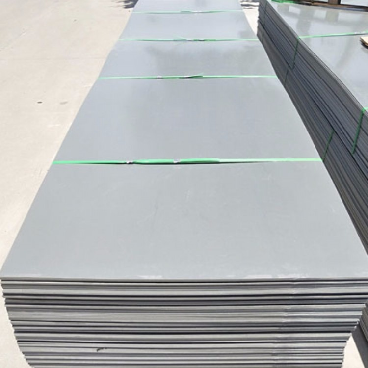 厂家供应pvc塑料板 挤出pvc塑料板 工程pvc塑料板 岳特橡塑