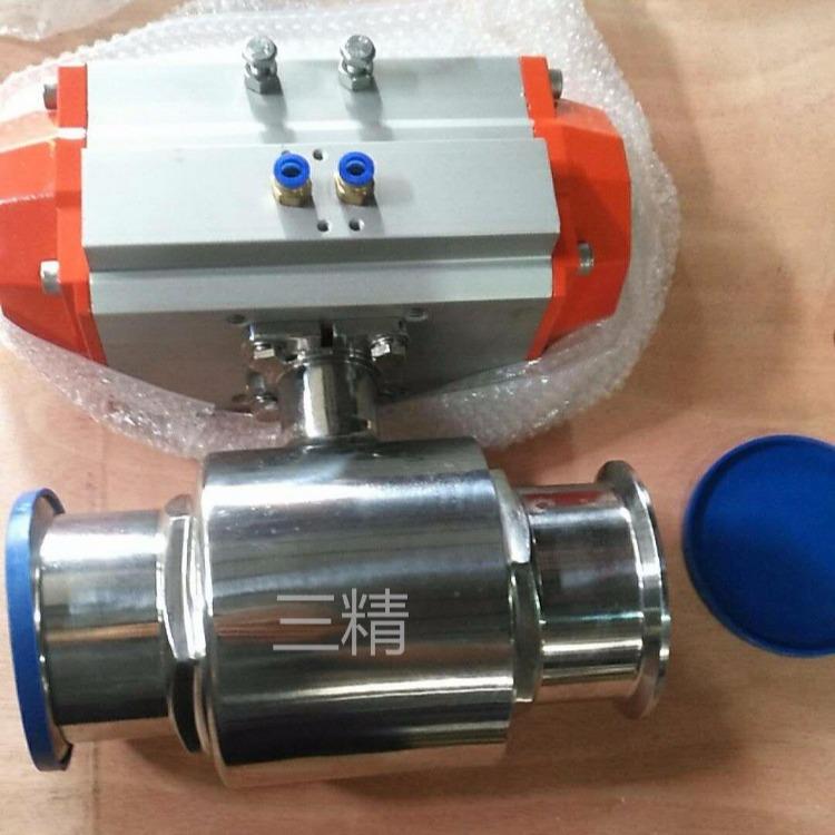 气动快装球阀、不锈钢快装球阀、手动快装球阀、电动快装球阀