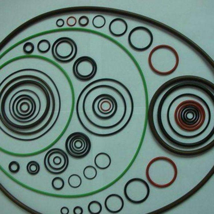 定做J型密封垫 氟胶O型圈 耐油丁青O型圈 硅胶O型圈 三角形橡胶圈
