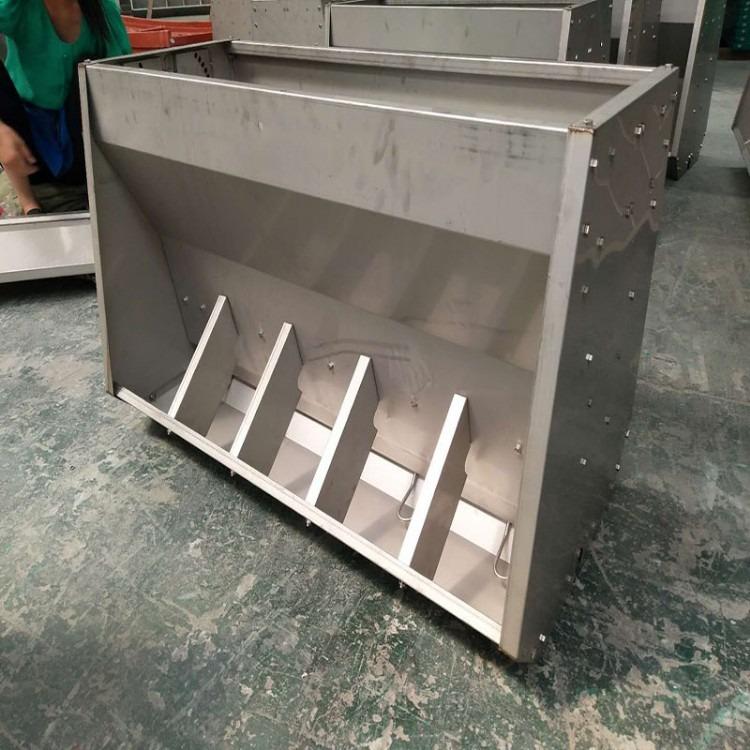 不锈钢料槽价格多少一台