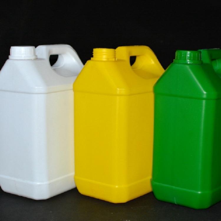 4升塑料桶生产厂家 4升扁方桶  沧州塑料桶生产厂家