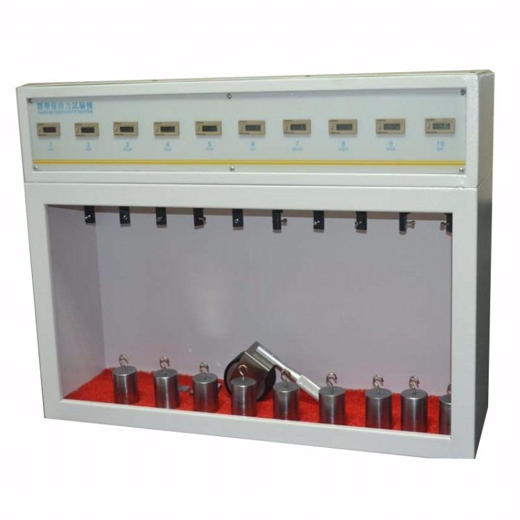 胶粘制品持粘性测定仪胶粘制品持粘性测试仪双面胶持粘性测试机