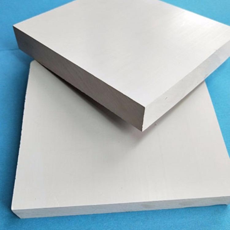 电镀槽焊接专用pvc板硬板 2-50mm厚pvc硬板 pvc板岳特制造