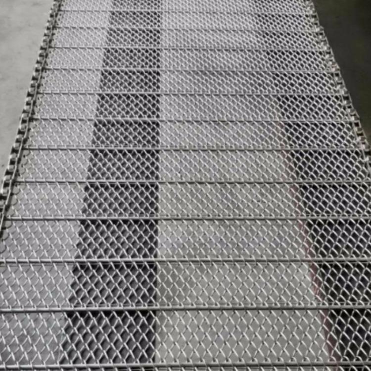 网带厂家生产 网带 不锈钢网带 不锈钢螺旋网带