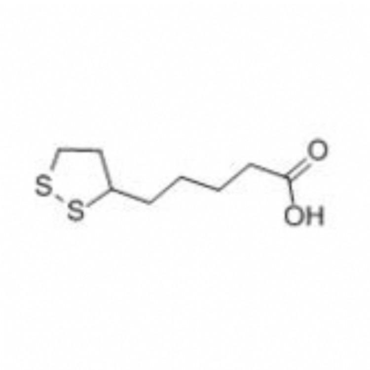 硫辛酸,脂酸 100g 国产 cas:1077-28-7