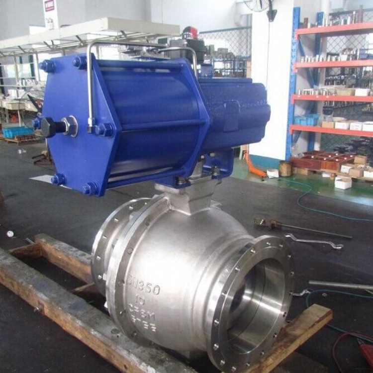 金豪阀门直销 Q947H电动固定球阀、电动固定球阀、不锈钢电动固定球阀、电动固定球阀厂家