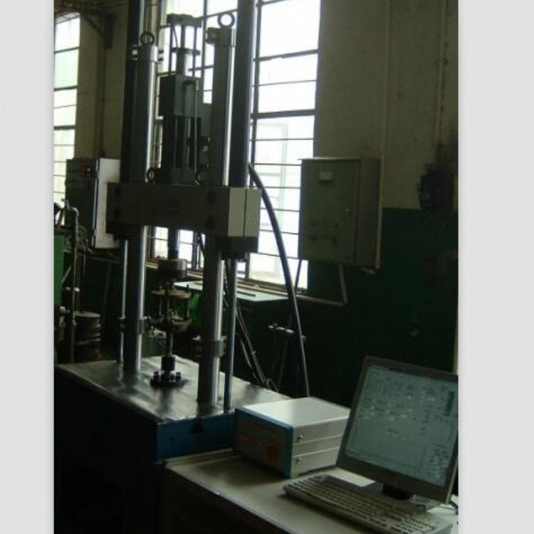 凯德仪器 减震器非金属疲劳试验机 减震器疲劳试验机 PWS-10型