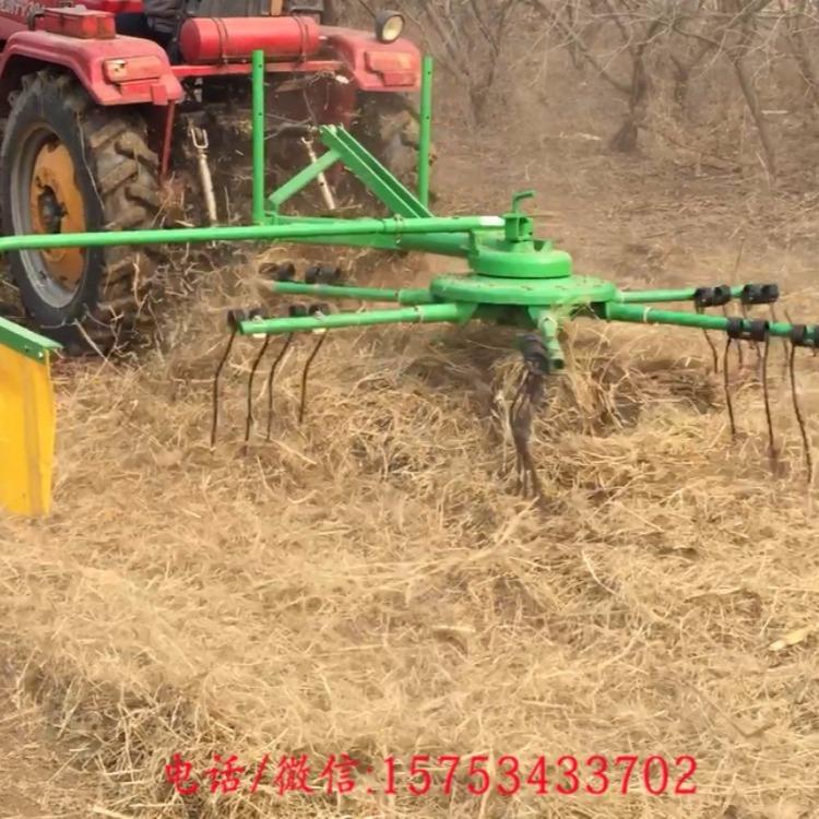 牧草机械厂家供应2.5米搂草机 搂草翻晒机 搂草耙子价格