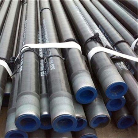 九派厂家优质输水管道用 环氧粉末防腐钢管 3ep防腐外pe聚乙烯TPEP防腐钢管价格