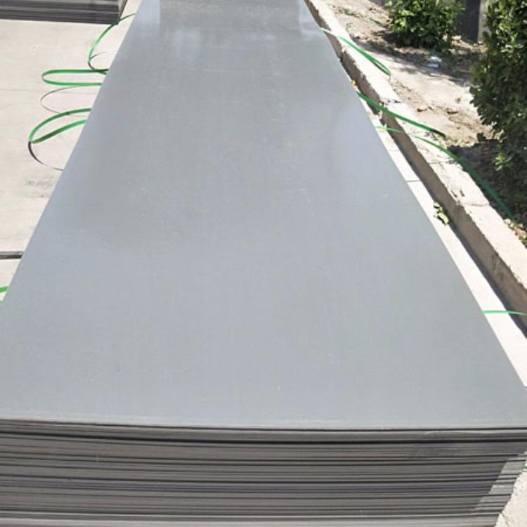 供应灰色pvc板厂家直销 电镀耐酸碱塑料板材 pvc硬塑料板pvc硬板