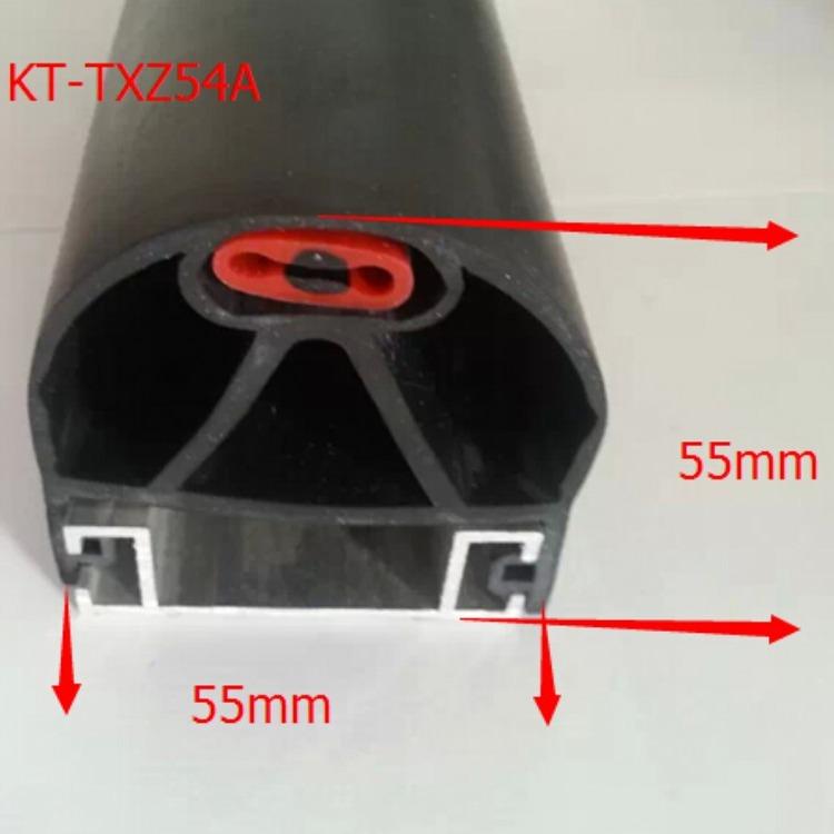 安全触边 控制信号带高接触性能开关 安全触边边缘压条生产厂家