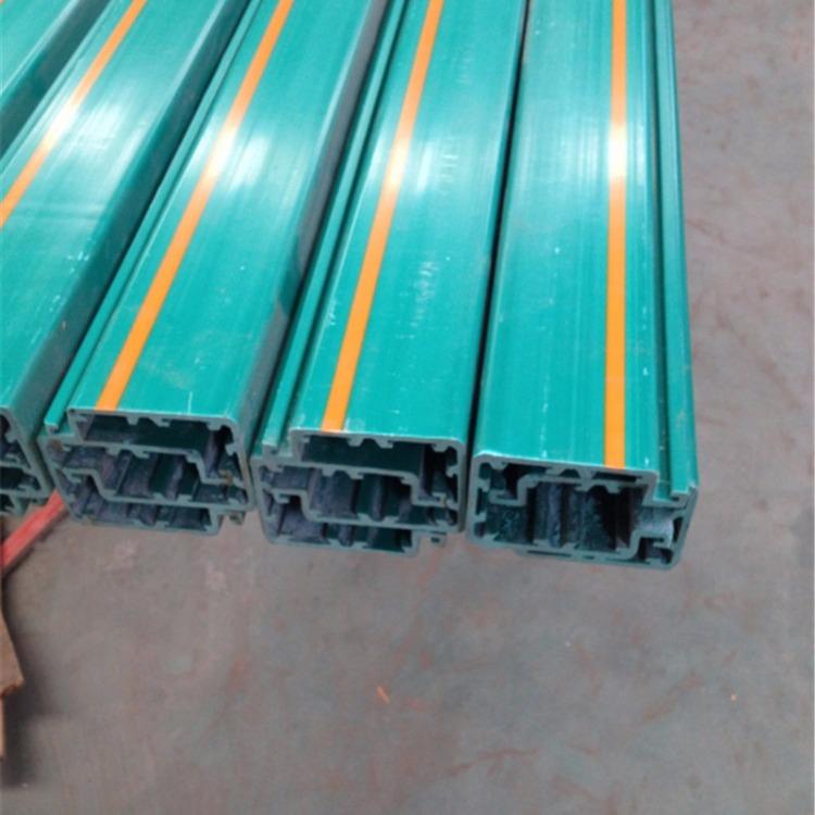 管式滑触线 集电器 受电器 导电器 滑触线专用 碳刷好 耐用