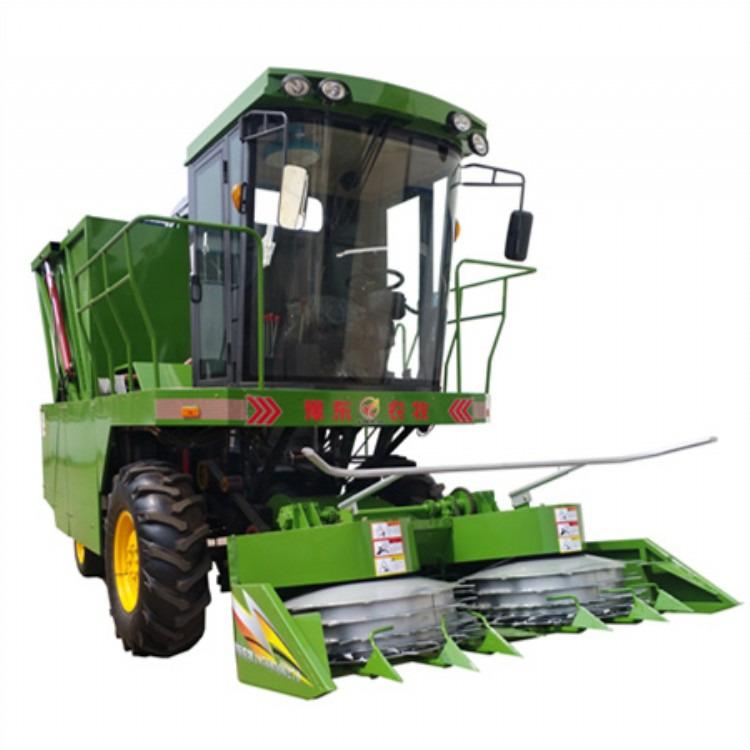 豫东农牧定制大型 玉米秸秆粉碎青贮机 牧草收割粉碎机价格