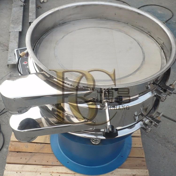 定制不锈钢圆形振动筛 金属粉末圆振筛 博昌价格优惠