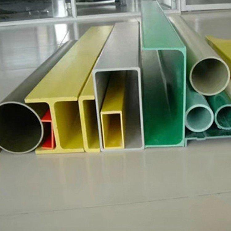 环氧树脂型材图片 济南玻璃钢型材 崇文玻璃钢拉挤制品