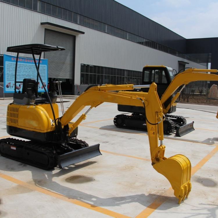 履带式挖掘机 小型挖掘机厂家 履带式挖掘机价格 农用小型挖掘机