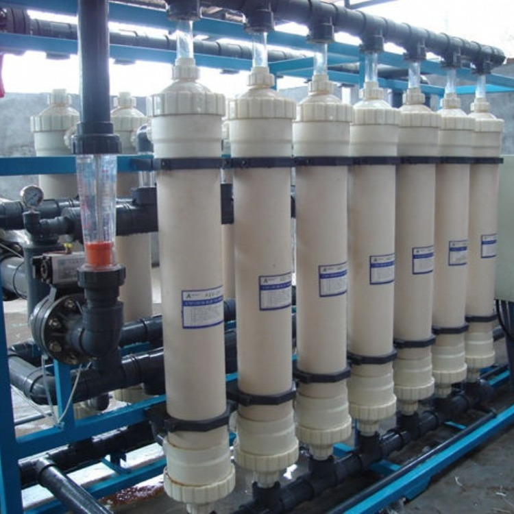 厦门翔安区20吨小时大型超滤水处理设备 厦门翔安区矿泉水 纯水 直饮水工厂直销UF超滤