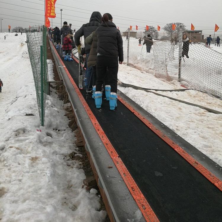 魔毯多少钱滑雪场魔毯魔毯生产厂家魔毯输送带