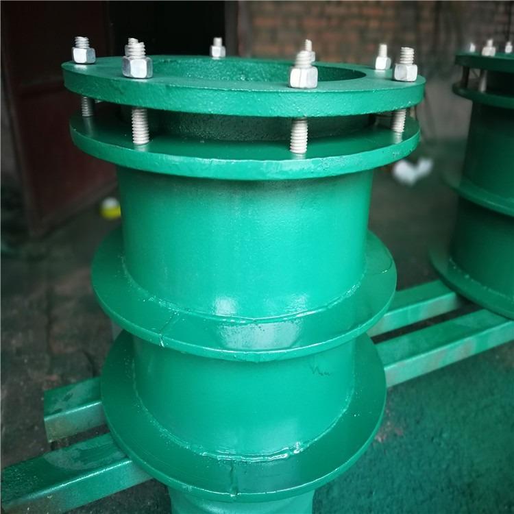 巩义大地建材   人防通风套管   推压式柔性防水套管   样式多质量佳