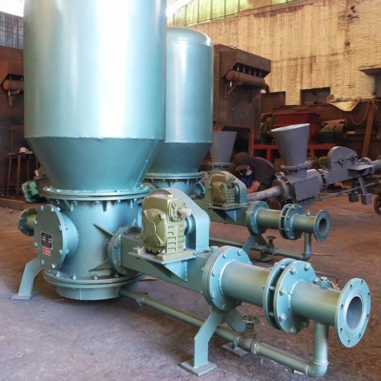 气力输送系统设计方案 气力输送系统改造 水泥粉料输送系统