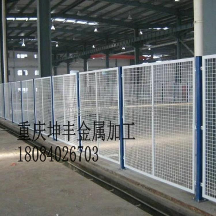 重庆坤丰  小区护栏网 学校护栏网  铁丝围栏网  公路护栏网 金属栅栏