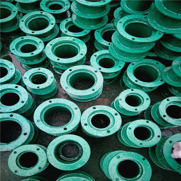 库存大量柔性防水套管  电缆井柔性防水套管   国标02S404套管