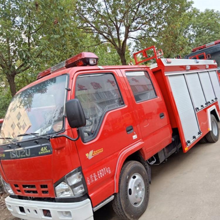 消防车厂家,5吨消防车,5吨水罐消防车,5吨泡沫消防车,5吨灭火车
