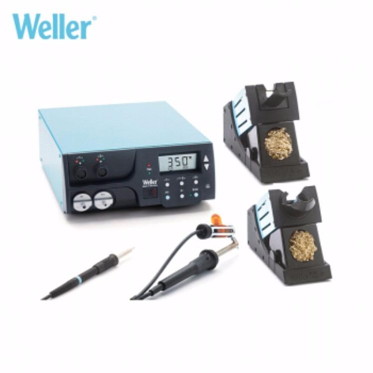 原装威乐WR2002多功能返修台Weller焊笔吸锡枪二合一焊台