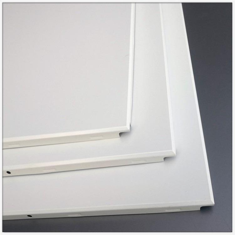 广州厂家直销酒店宾馆平面铝扣板吊顶1.0mm厚隔音铝天花