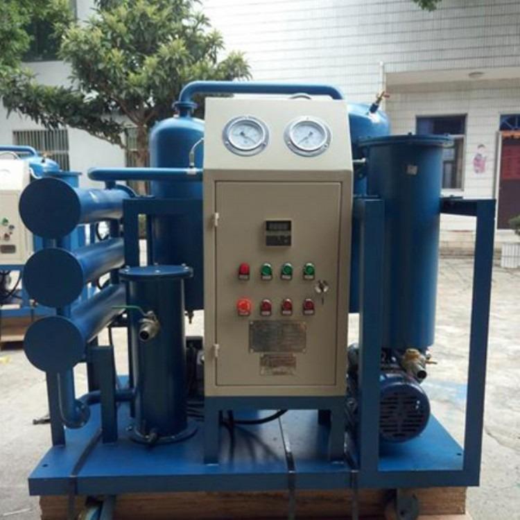 西安双极高效真空滤油机