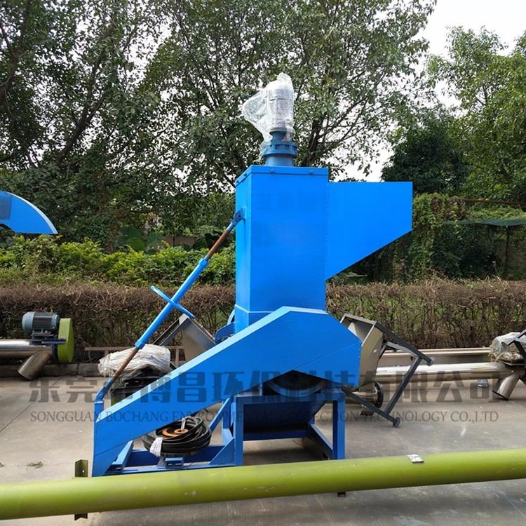 厂家定制高效率矿泉水瓶破碎机