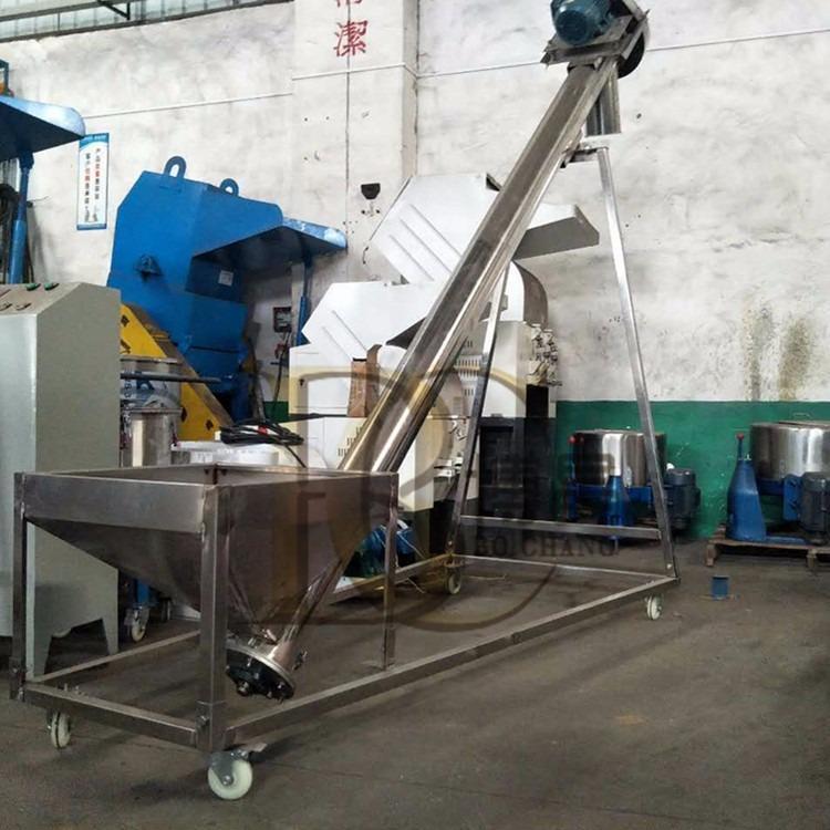 厂家直供塑料颗粒上料机 真空粉末提升机价格合理