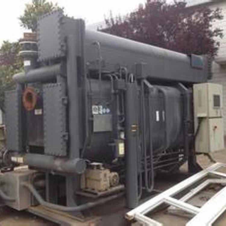 中央空调制冷机组回收 大型空调回收 空调压缩机组回收厂家