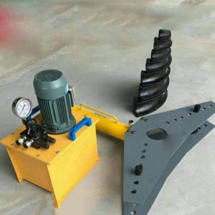 电动液压弯管机永宏顺厂家 预应力钢管弯管机 液压钢管弯管机