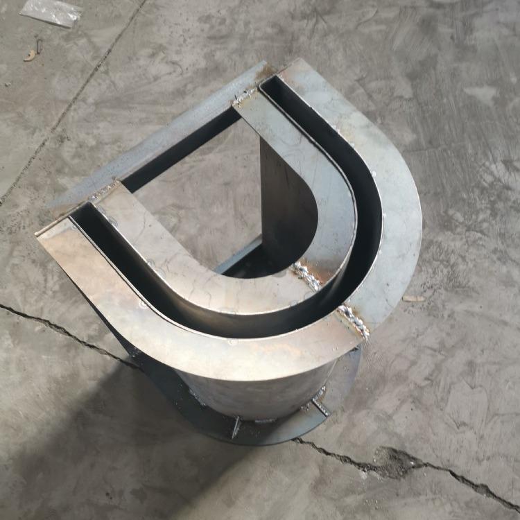 U型槽模具 现浇U型槽模具 预制U型槽模具厂家