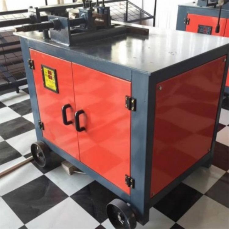 钢筋弯管机 手动方管圆管弯圆机 永宏顺 厂家供应钢筋液压弯管机