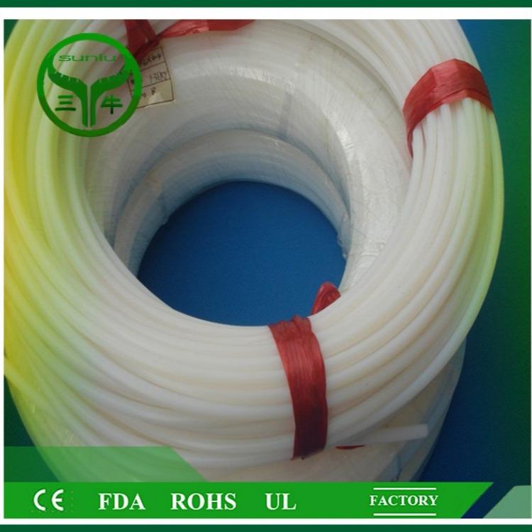 FEP管 PFA管 PTFE管 大量现货 特氟龙软管_抗静电_耐腐蚀 特氟龙管三牛氟塑工厂供应