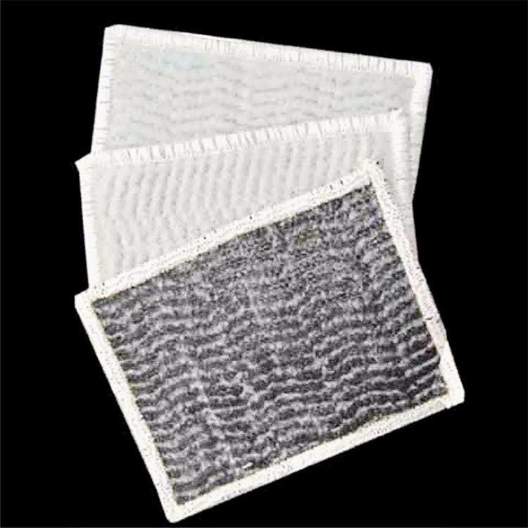 咸阳膨润土防水毯厂家直销 规格齐全 垃圾填埋场天然钠基防水毯 膨润土防水毯现货库存
