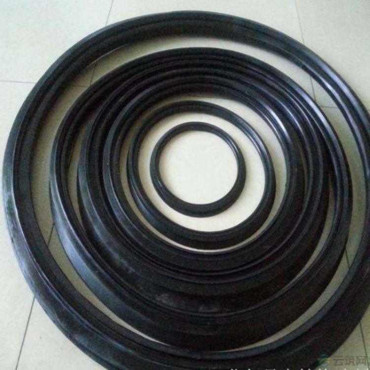 定制 下水管天然橡胶O型圈 太阳能管天然橡胶O型圈 河北生产厂家